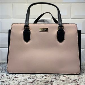 NWOT Authentic kate spade Leather Handbag